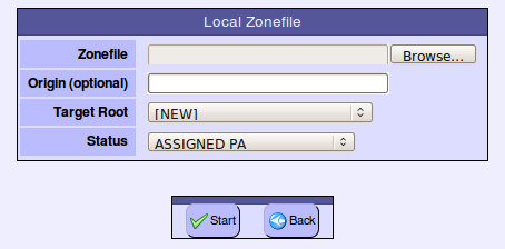 local zone transfer